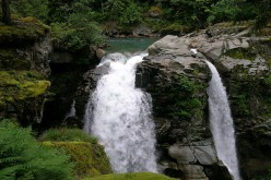 Majestic Waterfalls - natures beauties