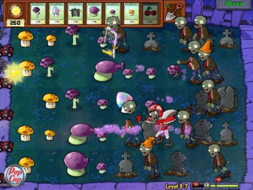 Plants vs. Zombies Full Version Game Screenshot