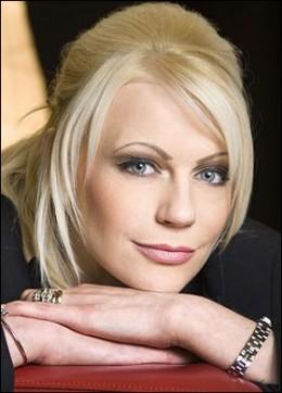 Paul Ferris's beautiful wife, Carolyn