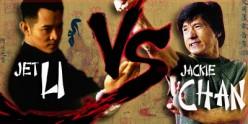 Jet Li Vs Jackie Chan