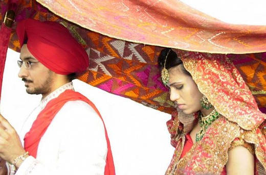 A Punjabi Wedding