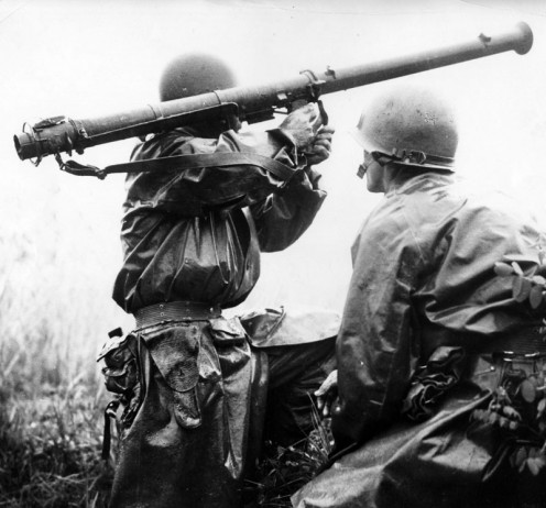 The Bazooka in WW2