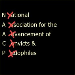 National Association for the Advancement of Convicts and Pedophiles