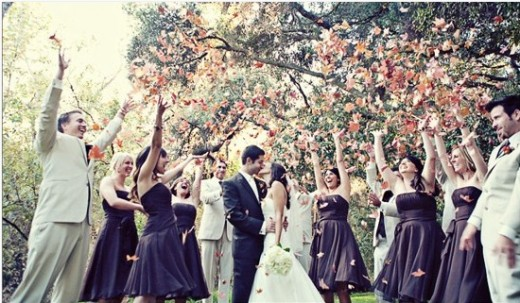 LET 39S NOT FORGET THE BEAUTIFUL FALL WEDDING SHOTS