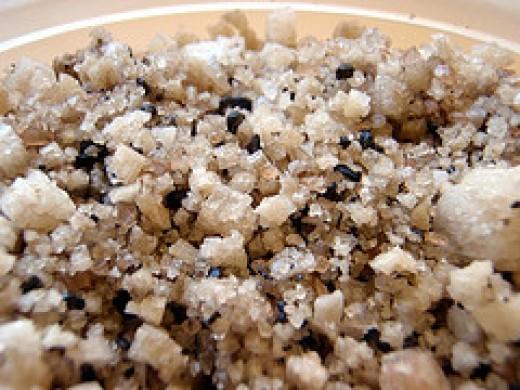Smoked Hawaiian Sea Salt