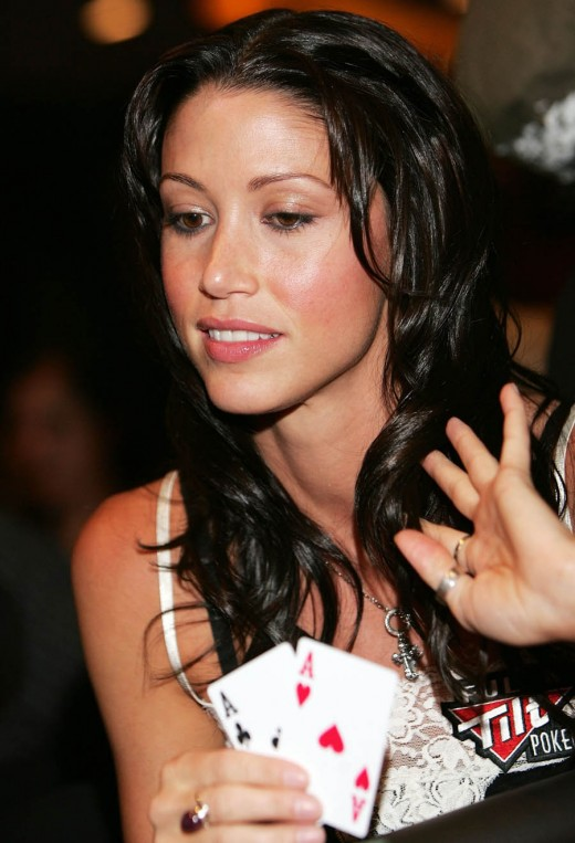 Poker is Shannon's 'Second Career'