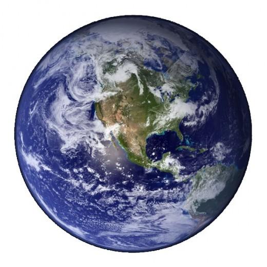 categorized planet