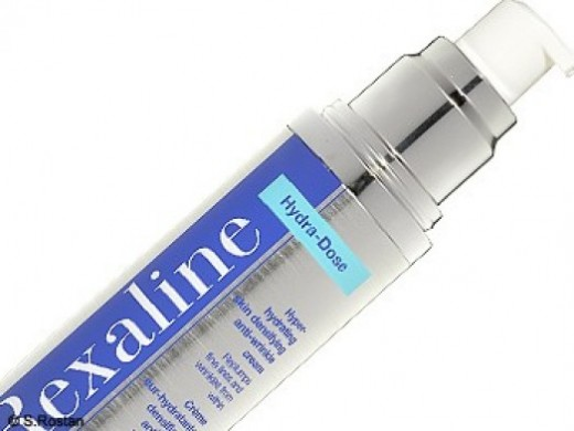 Rexaline  Anti Wrinkle Serum with Hyaluronic Acid