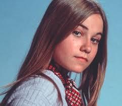 Maurreen McCormick, who played Marsha Brady in the 70's family sitcom, The Brady Bunch