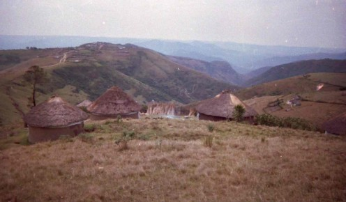 The Umzimkulu Valley