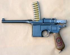 World One War: C96 'Broomhandle' Mauser
