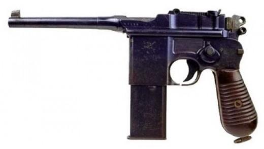 M1932 M712 'Schnellfeuer' (Rapid Fire)