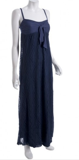 Corsica Crochet Cami Dress