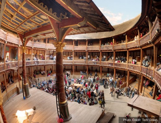 Shakespeare's Globe Exhibition & Theatre Tour