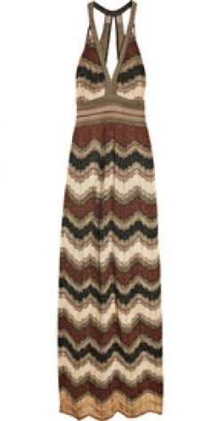 Missoni Crochet Dress Makes a Statement