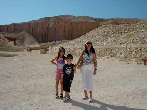 West Bank - Valley of the Kings - Egypt Tour of the Ancient Wonders