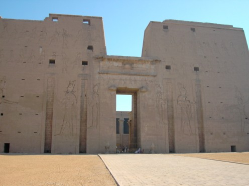 Edfu  - Egypt Tour of the Ancient Wonders