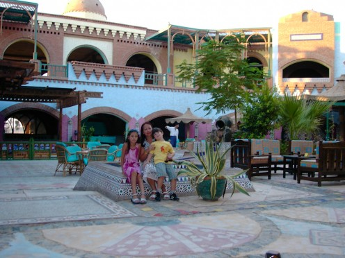 Beach Holiday in Hurghada, Egypt