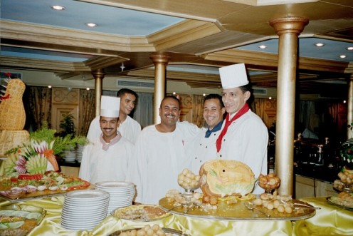 Egypt - Tour of The Ancient Wonders with Nile Cruise - The Gourmet Experts