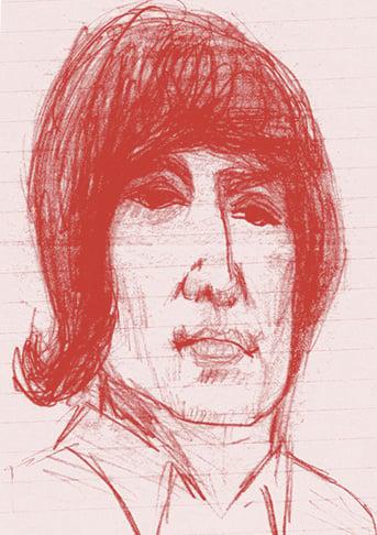 John Lennon ca. 1965