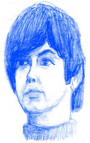 Paul McCartney ca. 1965