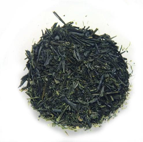 Tea leaves contain caffeine