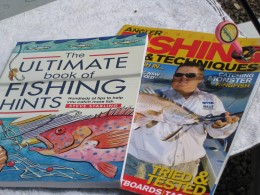 Learn more about where to fish as well as get fishing tips from fishing magazines & fishing books