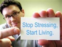 Stop Stress Start Living
