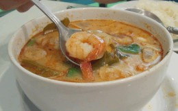 Tom Yam - Thai food