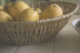 Some mangoes shot with my DIY pinhole lens
