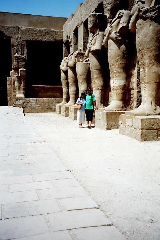 Karnak Temples, Obelisk, Sacred Lake - Egypt Tour of The Ancient Wonders
