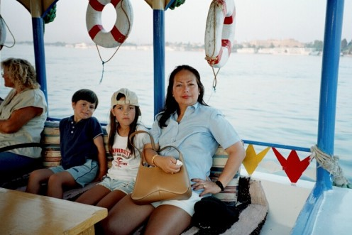 Boat Trip to other side of Nile River for Camel Ride Tour -  Egypt Tour of The Ancient Wonders