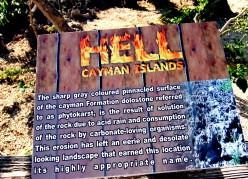 Vacation to Hell - Hell, Cayman Island Photos