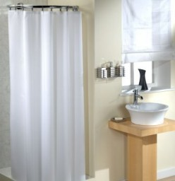 It's Time for Your Bathroom Makeover... Tips for Picking the Right Shower Curtain