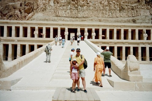 Hatshepsut Temple  - Egypt Tour of the Ancient Wonders
