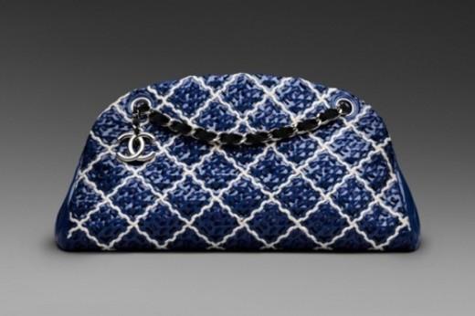 Сумочка Chanel - небольшая стеганая сумочка.
