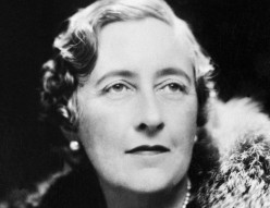 Agatha Christie, the Great Dame of Crime