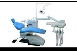 The Dental Chair and Equipment