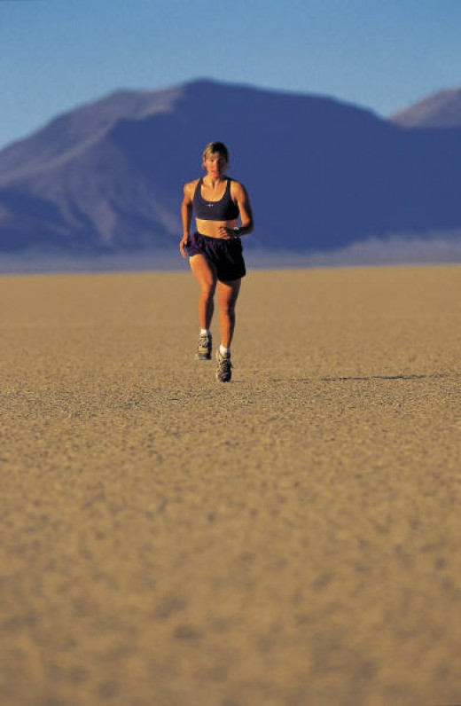 A simple jog can work wonders!
