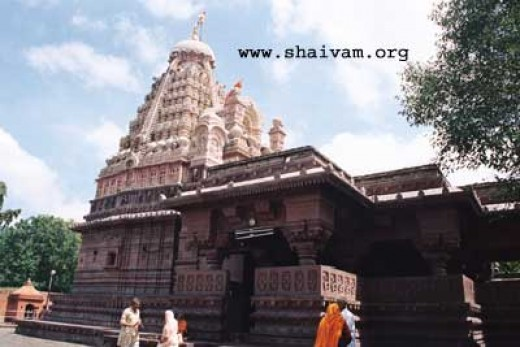 Grushneshwar(gusumeswar),Ellora,Near Aurangabad,Maharashtra,West India