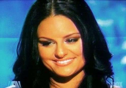 american idol pia eliminated. Pia Toscano eliminated April 7