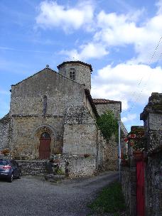 Biennac church