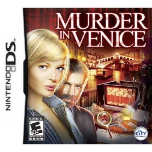 Murder in Venice DSi Mystery Game