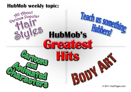 HubMob's Weekly Topic
