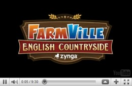 The latest offering from Farmville the English Countryside