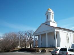 First Presbyterian Church at Lewiston, New York