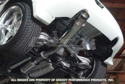 Greddy Ti-C 350Z Exhaust
