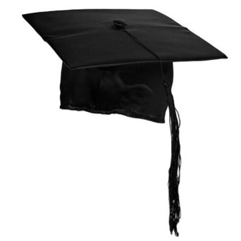 The prize for academic success is a degree and the honor of wearing a cap and gown. It is a prize for all and all the more reason to celebrate when you have earned the prize with greater obstacles than most.