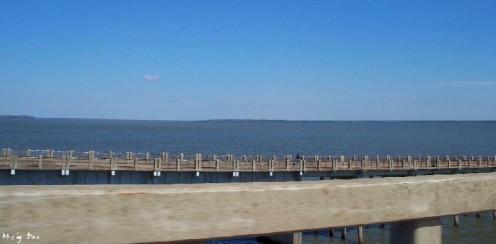 Santee Lake of South Carolina