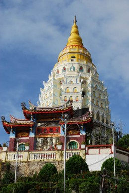 Buddhist Temple, George Town.